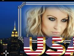 USA Photo Frames 1.1 Screenshot
