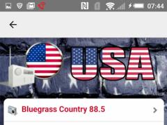 Usa Radio Station For Free 1.03 Screenshot