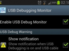 USB Debugging Monitor 1.0 Screenshot