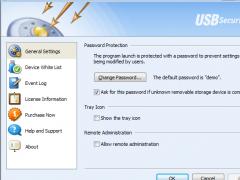 USB Security 2.6 Screenshot