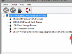 USBDeviceShare 3.0.1.18 Screenshot