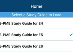 USCG E-PME Study Guide 3.1 Screenshot