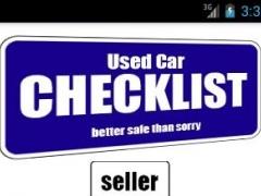 Used Car Checklist 1.01 Screenshot