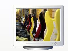 Used Electric Guitars 1.0 Screenshot