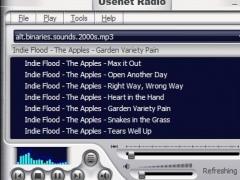 Usenet Radio 1.00 Screenshot