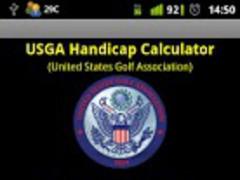 USGA Golf Handicap 2011.12b Screenshot