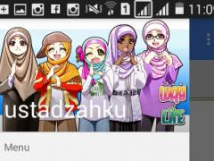 ustadzahku - Islamic Media 1.0 Screenshot