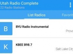Utah Radio Complete 2.0 Screenshot
