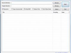 UTFCast Express 1.0.5.22 Screenshot