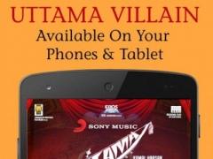 Uttama Villain Movie Songs 1.0.0.1 Screenshot