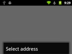 V-Card2Nav 1.0.7 Screenshot