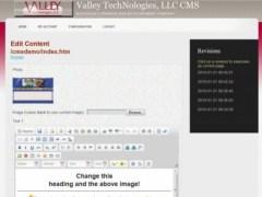 V-CMS - GNU CushyCMS / SurrealCMS Clone 1.0 Screenshot
