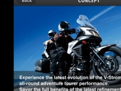 V-Strom 650 ABS 3.0 Screenshot