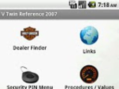V Twin Reference 2007 2.9 Screenshot