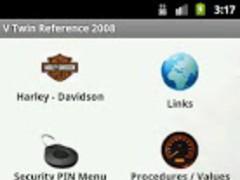 V Twin Reference 2008 2.8 Screenshot