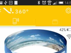 V.360° Camera 1.1.6 Screenshot