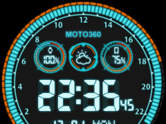 V03 WatchFace for Moto 360 7.0.1 Screenshot