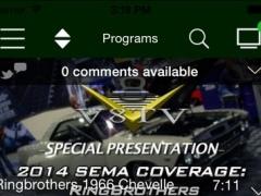 V8TV 1.0 Screenshot