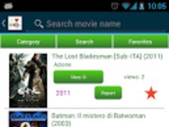 VAD: Italy Free Movies Online 2.4 Screenshot