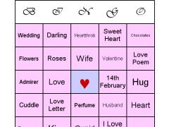 Valentine Bingo 1.00 Screenshot