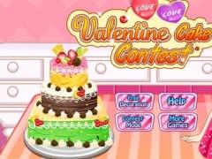 Valentine Cake Contest 1.0 Screenshot
