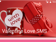 Valentine`s Day Love SMS 1.0 Screenshot