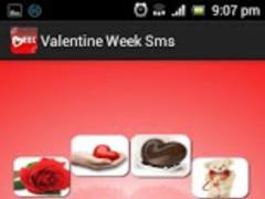Valentine Week SMS collection 2.1 Screenshot