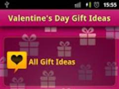Valentines Day Gift List Ideas 1.0 Screenshot