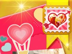 Valentines Day Love Ecards 1.0 Screenshot