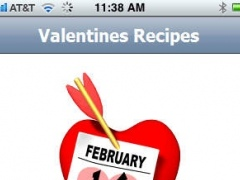 Valentines Recipes 1.1 Screenshot
