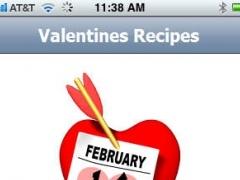 Valentines Recipes 1.1 Screenshot