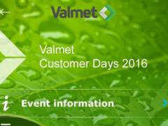 Valmet Customer Days 1.7.0.0 Screenshot
