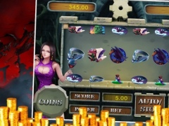 Vampire Legend - Best Classic Slots Machine 1.0 Screenshot