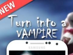 Vampire Photos Camera 1.0 Screenshot