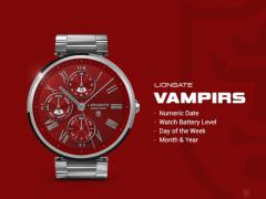 Vampirs watchface by Liongate  Screenshot