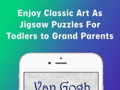 Van Gogh Art Jigsaw Puzzle 3.5.4 Screenshot