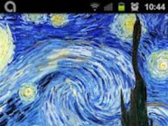 Van Gogh Starry Night Free  Screenshot