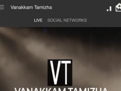 Vanakkam Tamizha 1.0 Screenshot