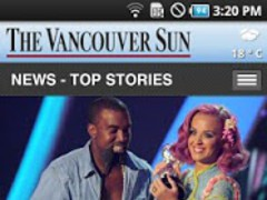 Vancouver Sun – News, Entertainment, Sports & More 4.1.2 Screenshot