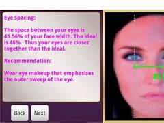 Vanity MIrror- Beauty Analysis 1.42 Screenshot