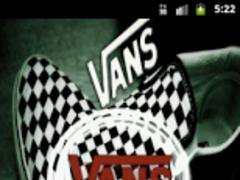 Vans Live Wallpaper 1.0 Screenshot
