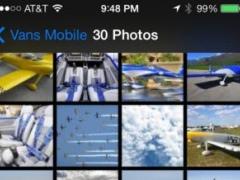 Vans Mobile - RV Aircraft Enthusiasts Photo Sharing 1.2 Screenshot