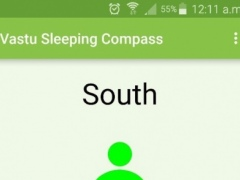 Vastu Sleeping Compass 1.0.3 Screenshot