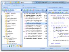 VB.NET Code Library 2.0.0.55 Screenshot