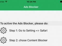 VBlocker - Chặn Quảng Cáo - Duyệt Web Siêu Nhanh 1.0 Screenshot
