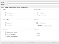 Vbs To Exe 2.1.6 Screenshot
