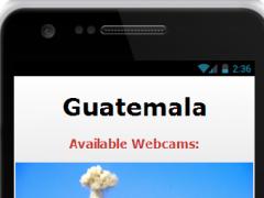 VCams - Volcano Webcams 1.5c Screenshot