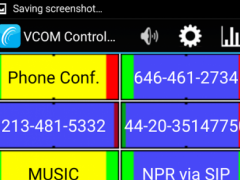 VCOM Control Panel for Android 4.2.0-2 Screenshot