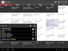 VCOrganizer TabLite 9.7.1.425 Screenshot