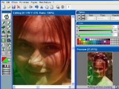 VCW VicMan's Photo Editor 8.1 Screenshot